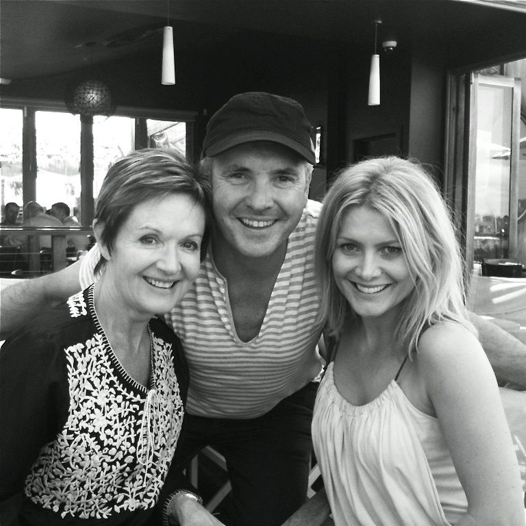 Jackie Woodburne, Fletch and Natalie Bassingthwaighte