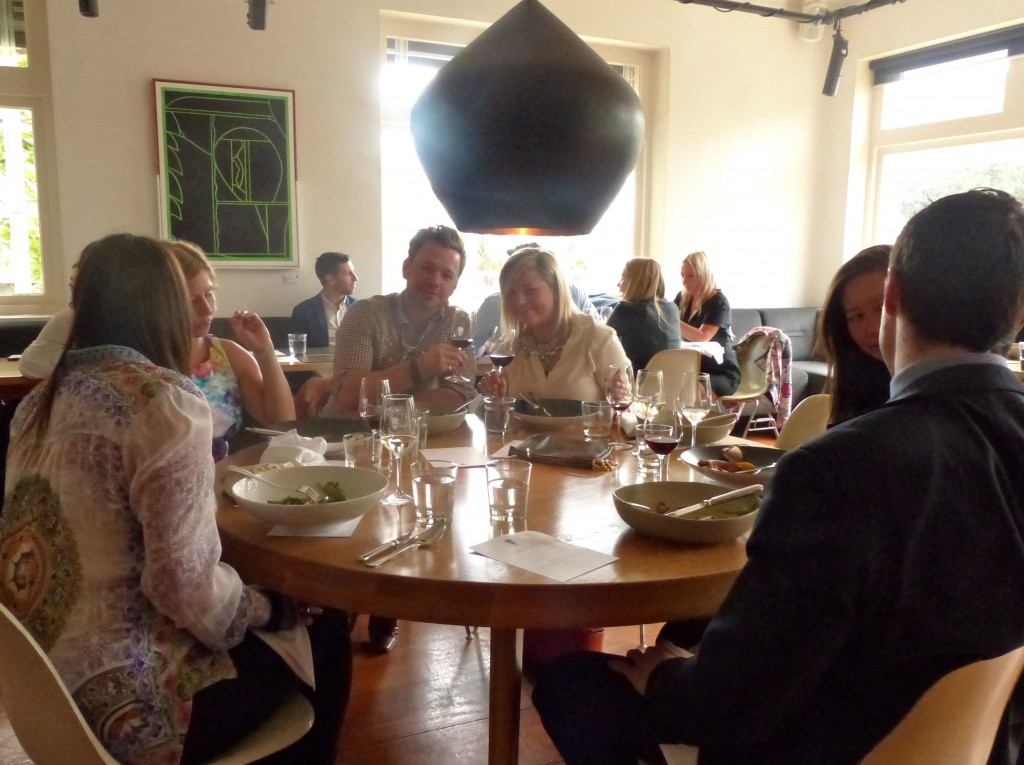 The Circa Spring Lunch launch
