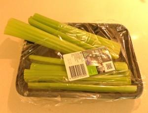 Celery snack