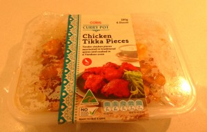 Chicken Tikka pieces