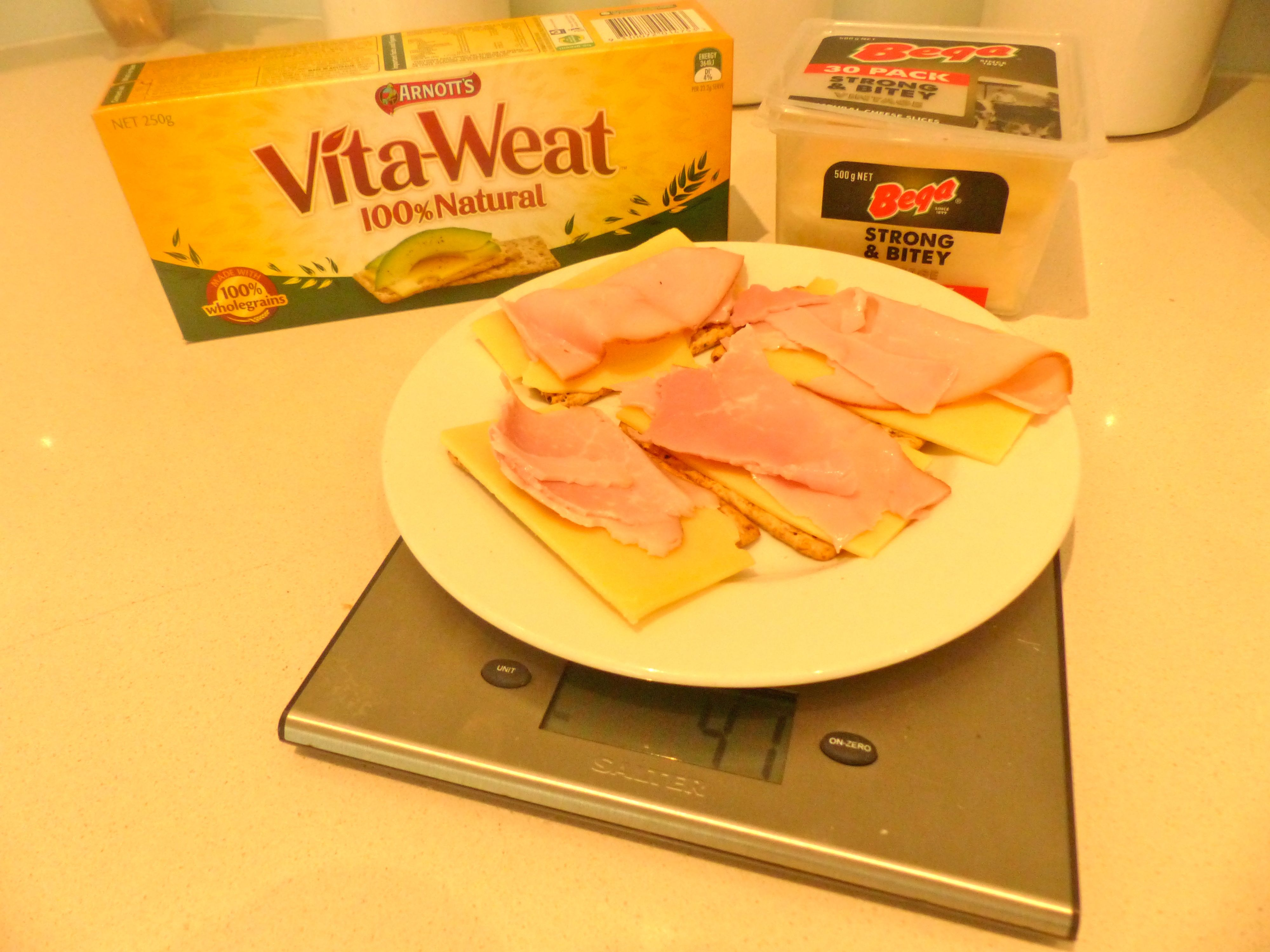 The Muesli Official Jennifer Hansen Website Arnotts Joyful Package Extra Cheese Keeping It Simple Ham And On Vita Wheats
