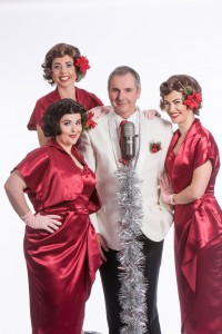Alan and The Pacific Belles