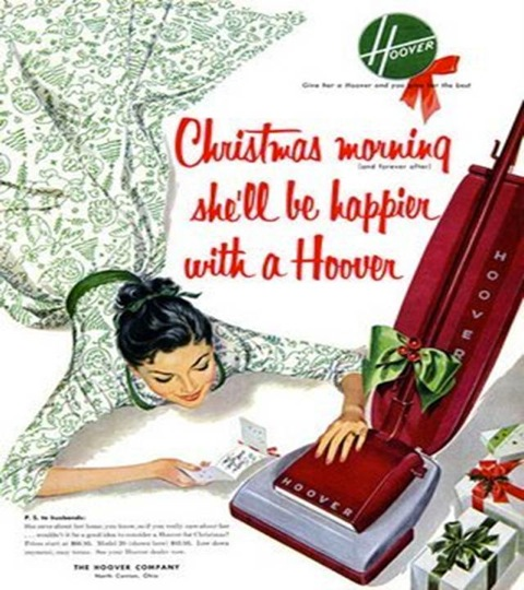 Not on ANY woman's Christmas list...