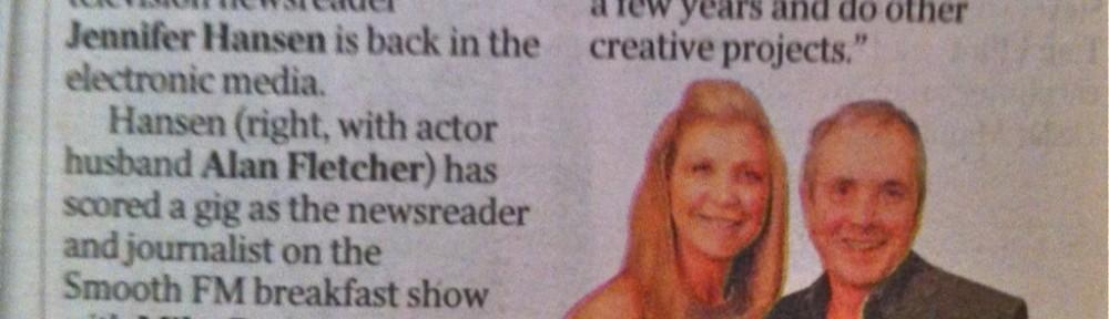 Luke Dennehy's piece in the Sunday Herald Sun