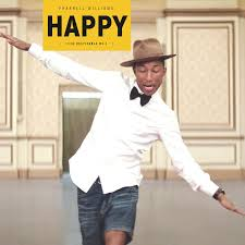 Pharrel Williams song 'Happy'