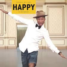 Pharrel Williams song 'Happy'