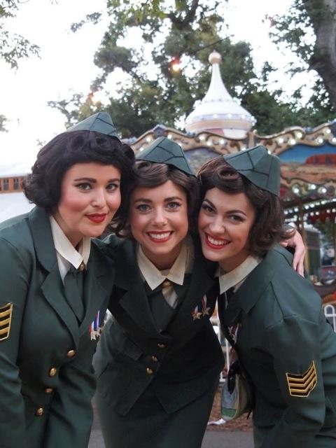 A talented trio