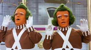 No one wants to look like an Oompaloompa