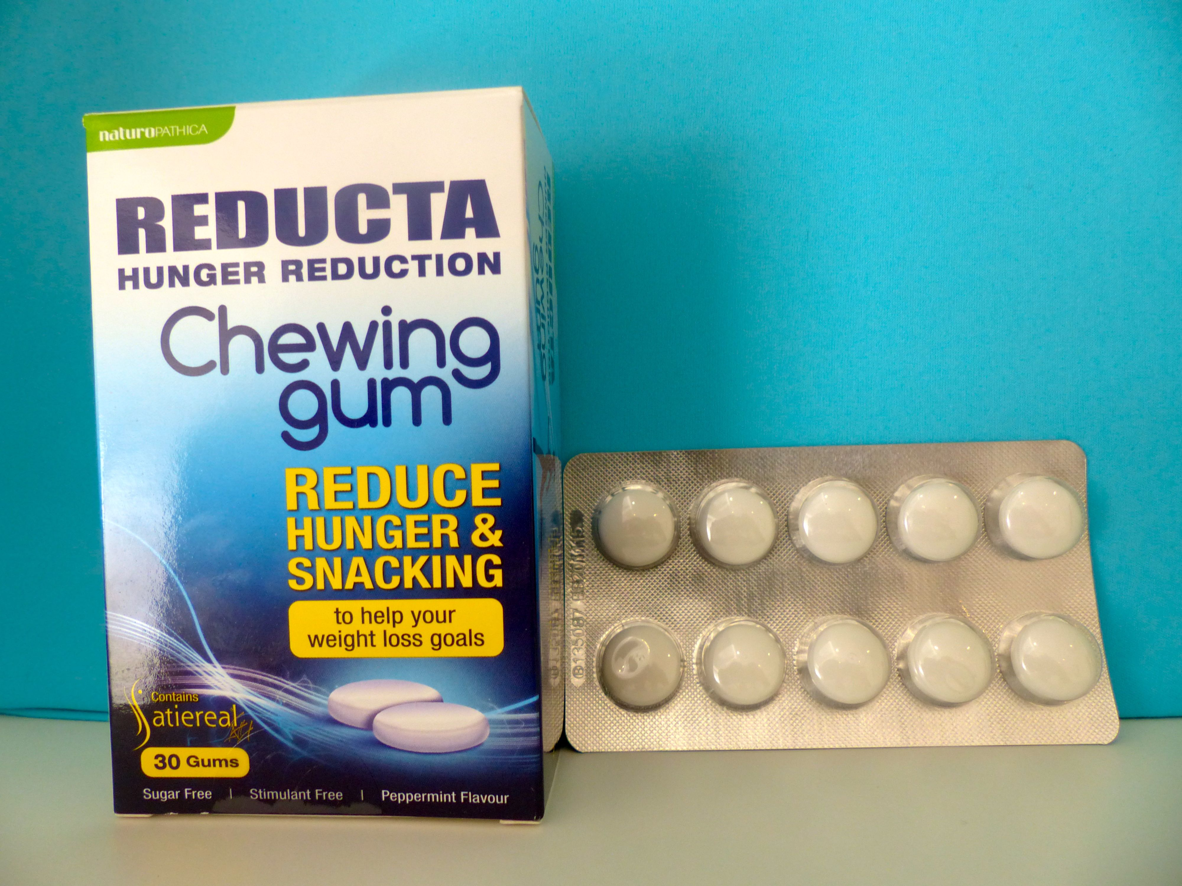 Reducta Chewing Gum