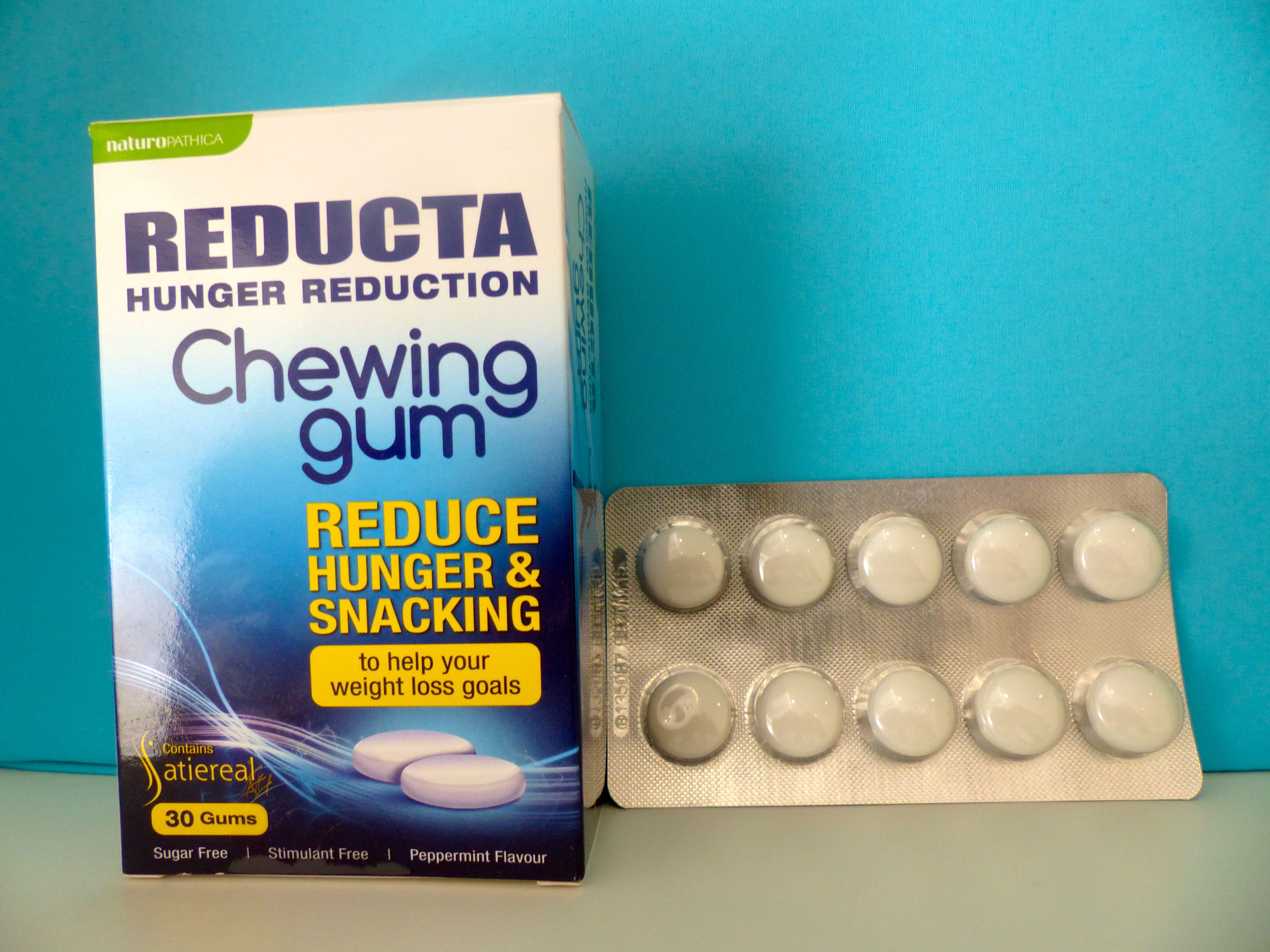 Reducta Chewing Gum
