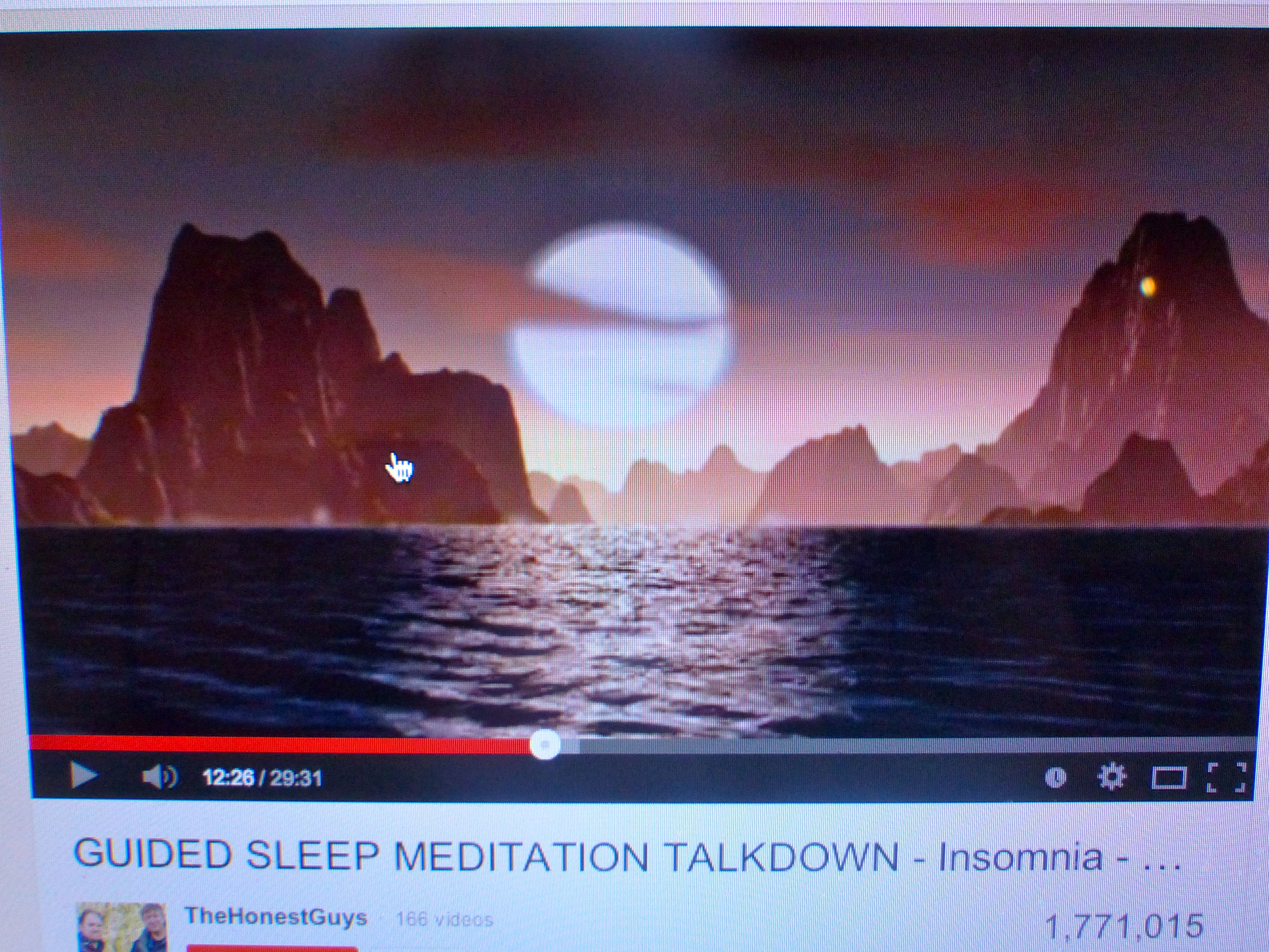 Guided Sleep Meditation