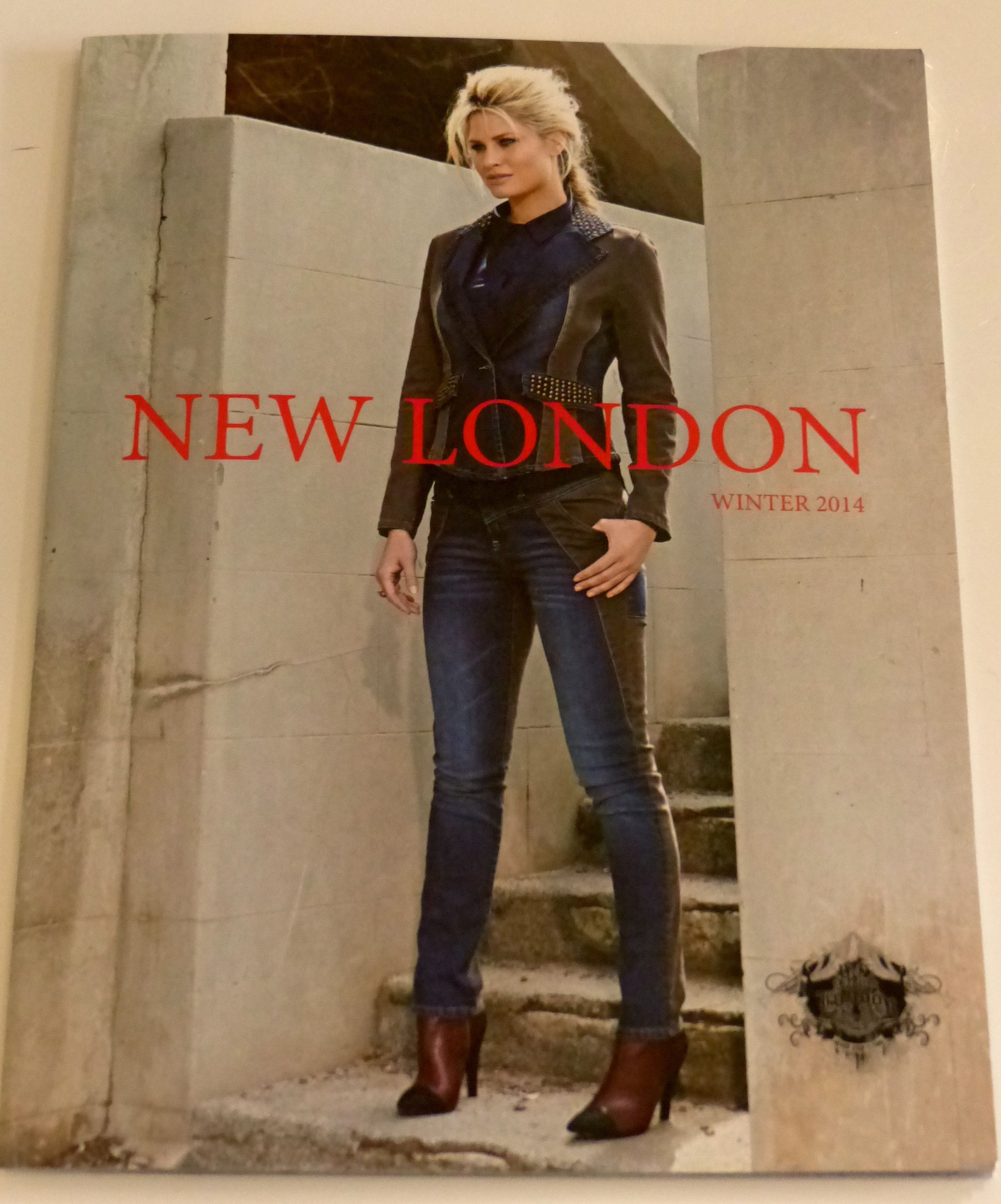 New London brochure - Winter 2014
