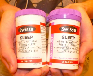 Swisse Sleep vitamins