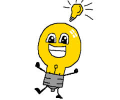 A lightbulb moment!