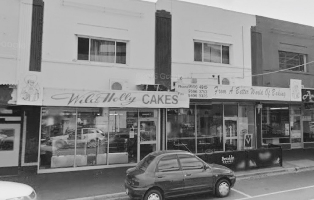 Wild Holly Bakery in Brighton