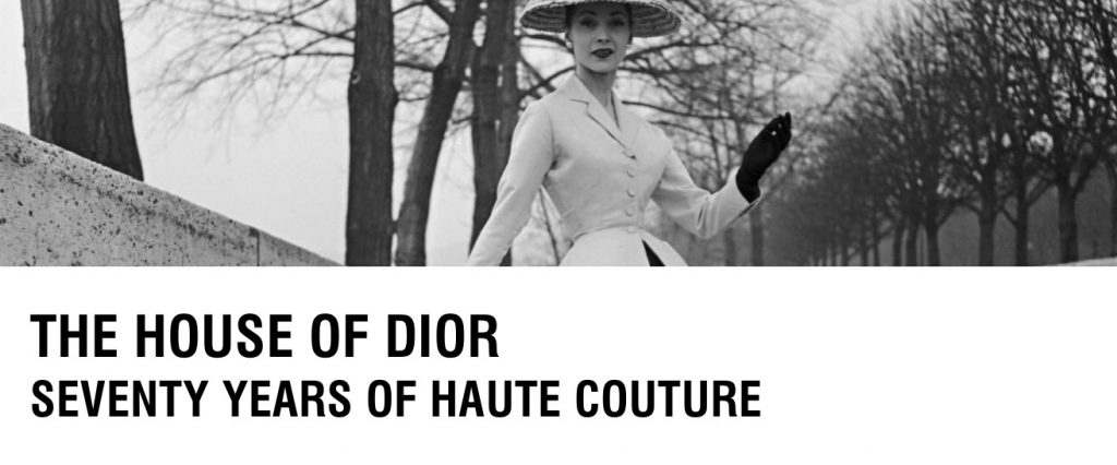Dior - 70 Years of Haute Couture